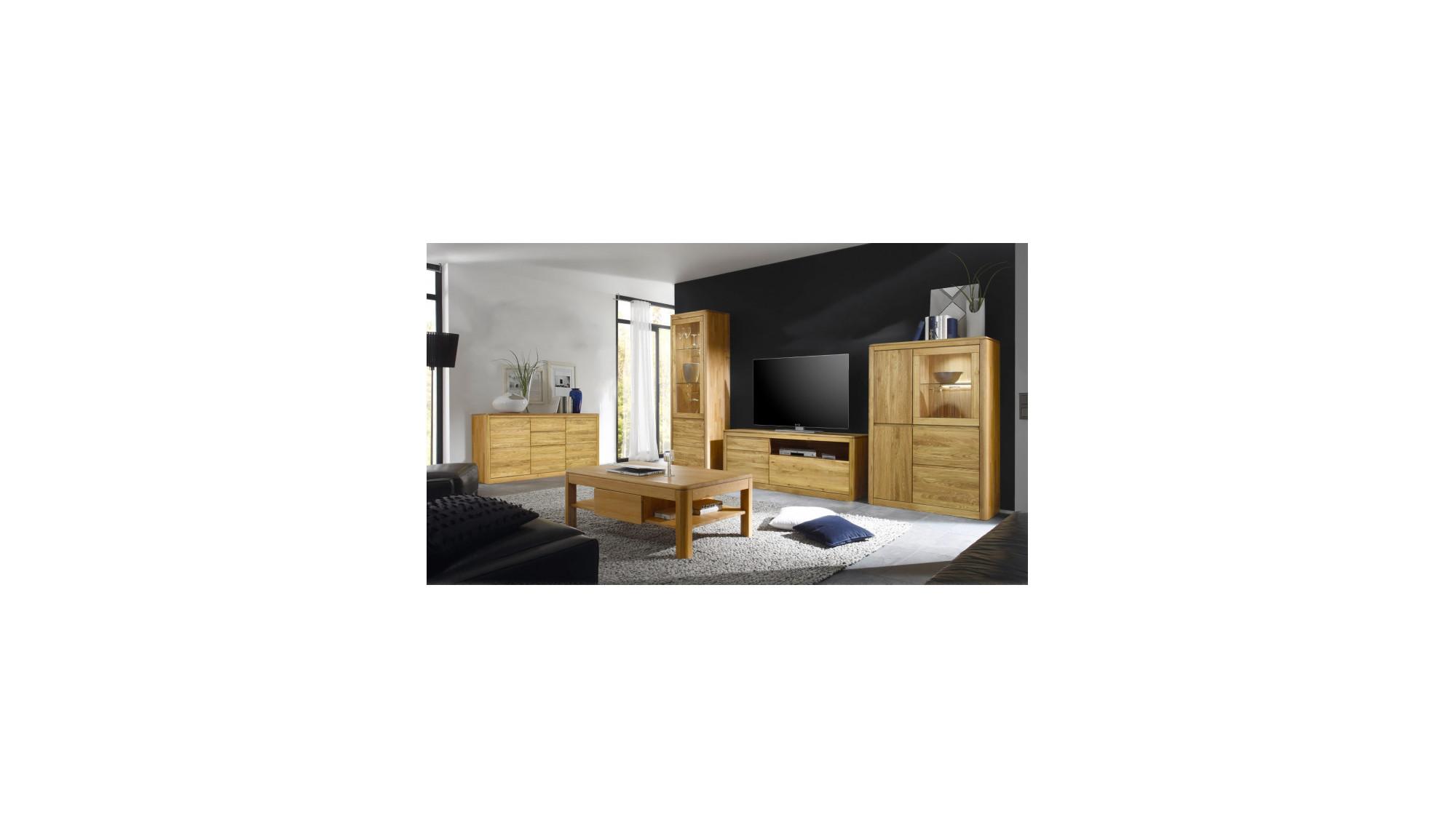 Wohnzimmermöbel aus Eiche