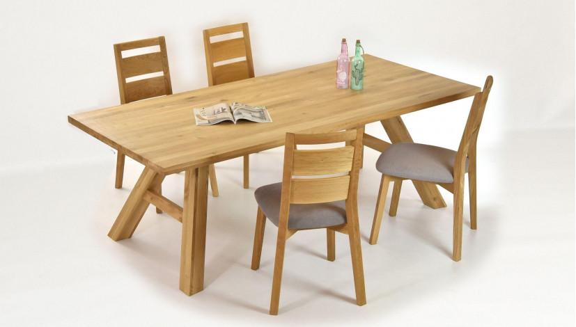 essgruppe f r 8 personen aus massivholz aspen virginia. Black Bedroom Furniture Sets. Home Design Ideas